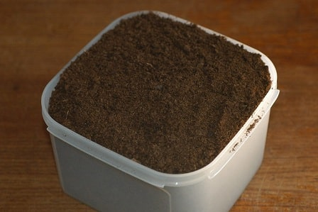 Peat Moss Bucket