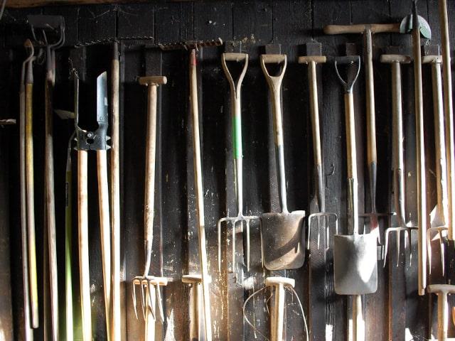 Soil Turning Tools